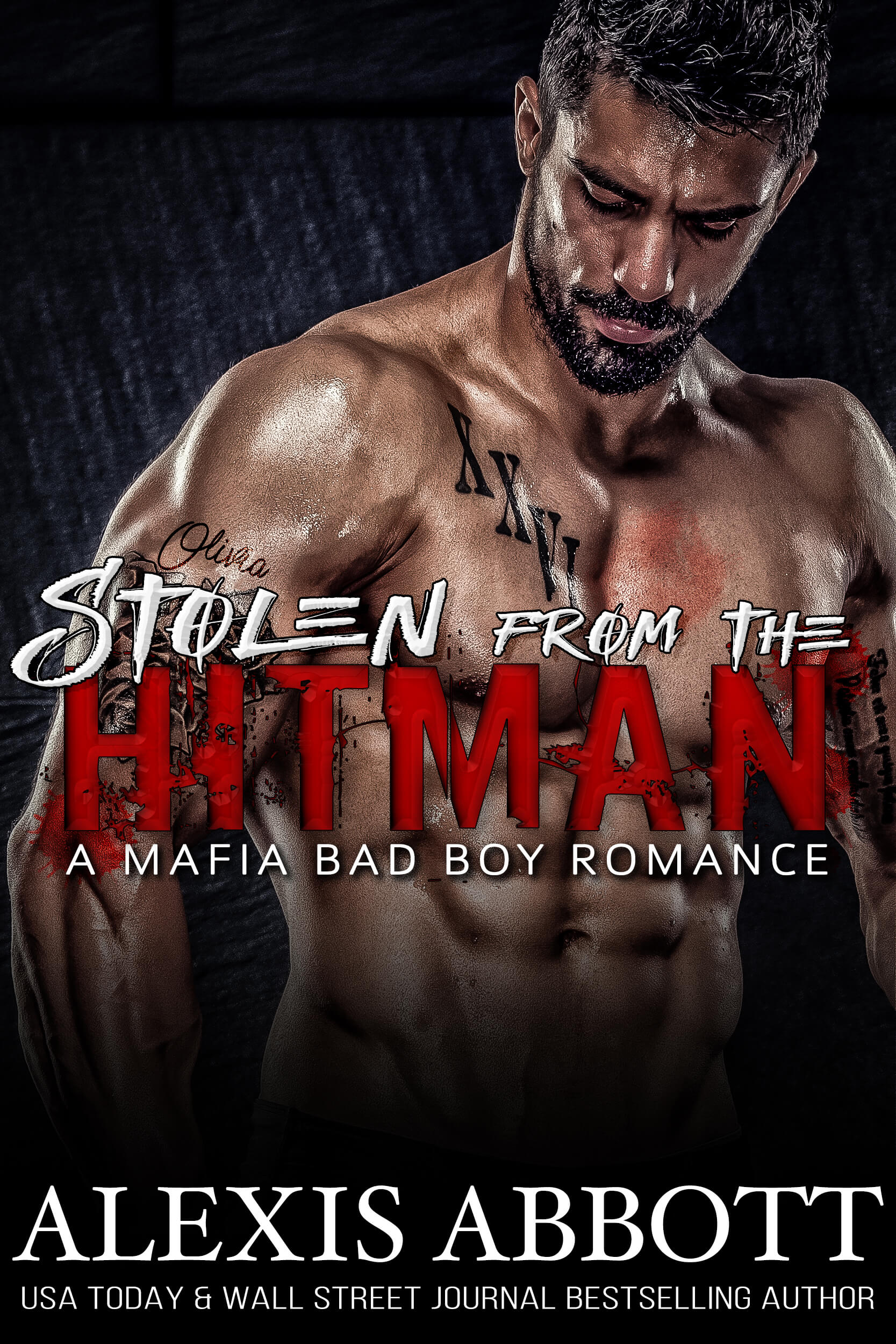 Alexis Abbott - Stolen from the Hitman